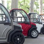 MEV Zip el coche eléctrico y automático que se puede conducir sin carné