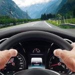 ¿Sabes cuál es la postura más segura para conducir?