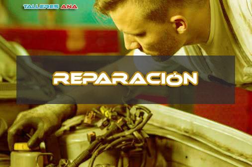 Taller Mecánico Servicios Reparación Vehiculos Turismos