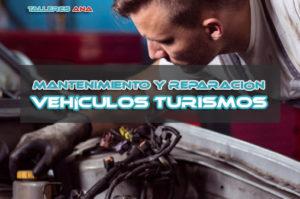 Taller Mecánico - Reparación Coches Turismos
