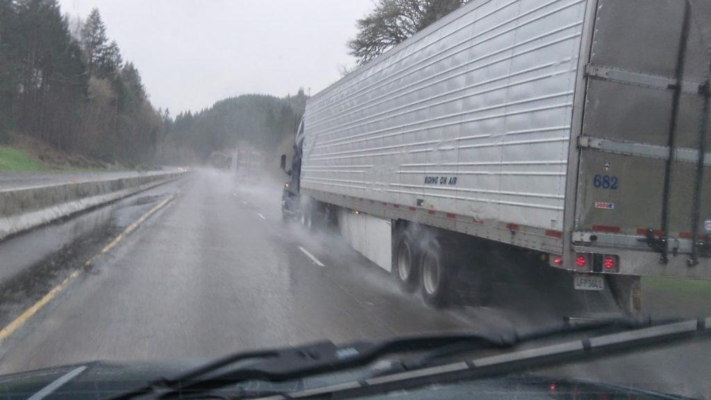 Consejos conducción nieve, hielo, lluvia, niebla
